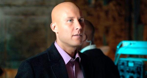 "Michael Rosenbaum en ""Smallville"" (2001-2011)"