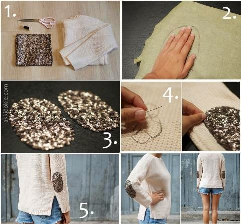 Как декорировать вещи своими руками - МБДОУ детский сад 24