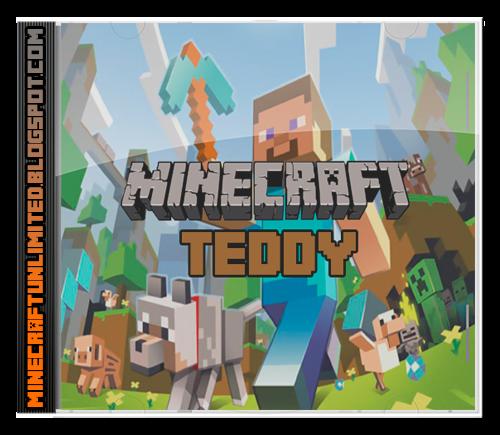 Teddy mod minecraft carátula