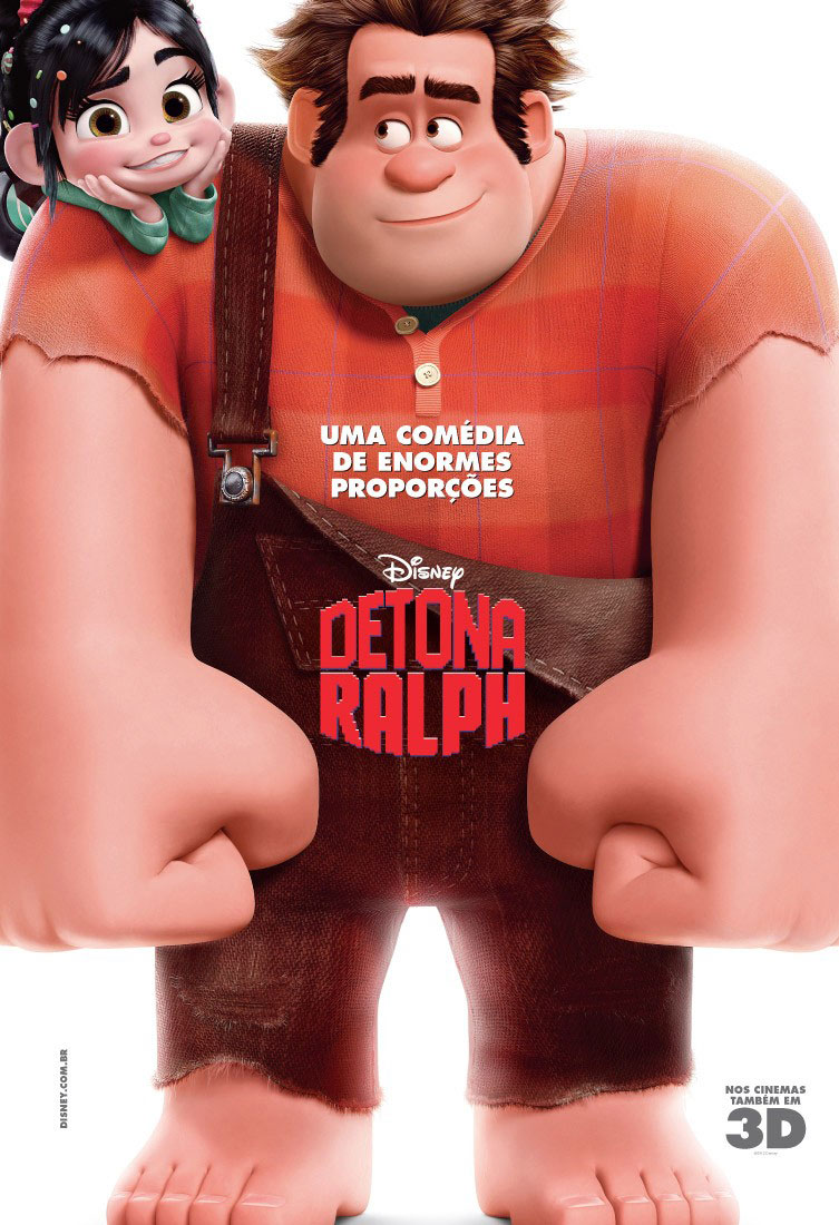 Watch Wreck It Ralph Movie Online Free 2012