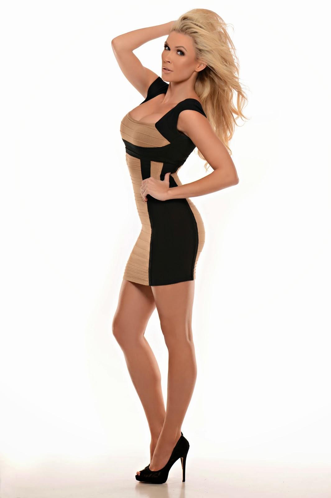 Lauren Jones, Expendables Actress, Price is Right Model, Shoe Designer, Maxim Model