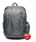Skybags Grey Laptop Backpack (ZOOM2GRY)