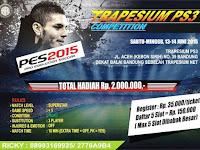 PES 2015 Tournament di Bandung Juni 2015