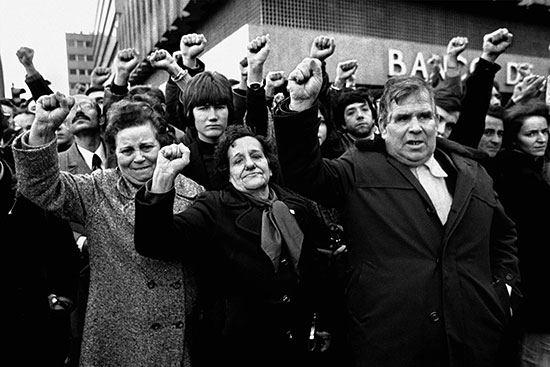 Homenaje a los abogados de Atocha