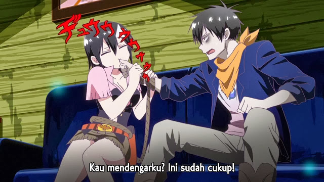 Blood Lad Episode OVA
