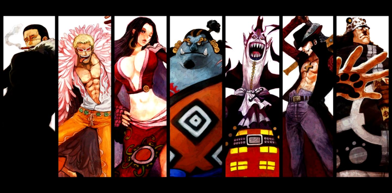 7 Shicibukai New World One Piece Wallpaper Wallpapers Quality