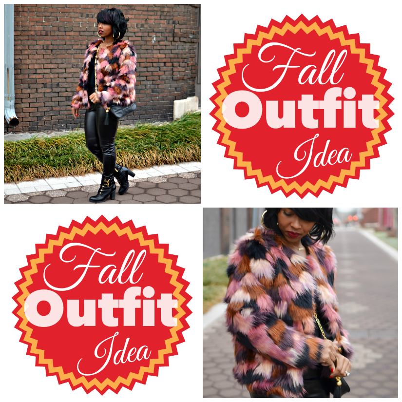 Fall 2014, fall outfit ideas, OUTFIT, OUTFIT POST, Sweenee Style, Faux Fur Jacket, holiday, Christmas 2014 Outfit Idea