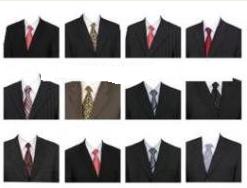Descarga PSD Photoshop : 12 trajes para hombre ideal para el ...
