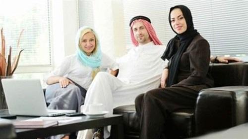 تعدد الزوجات يطيل عمر الرجل