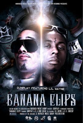 banana clips gunplay lil wayne