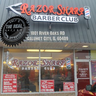 Visit  Razor Sharp Barbers Club
