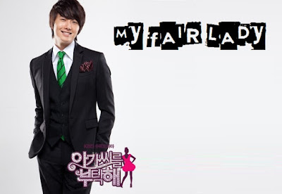 Sinopsis Drama My Fair Lady Episode 1-16 (Tamat)