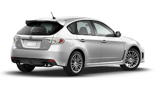Subaru Impreza Sedan WRX 68686