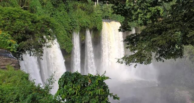cascadas Agbokim nigeria
