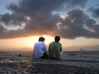 friend sun sea