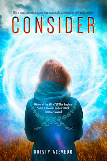 Consider, Holo Series#1, Kristy Acevedo, InToriLex, Top Ten Tuesday