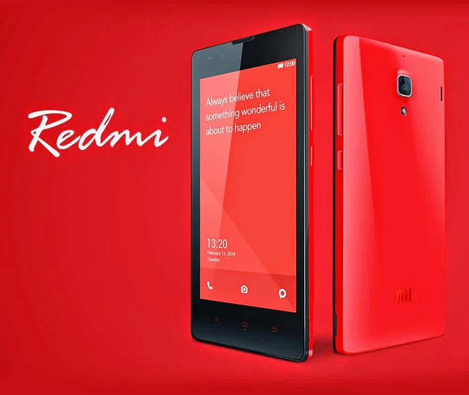 Harga Xiaomi Redmi S1 Dual SIM Dan Spesifikasi Lengkap