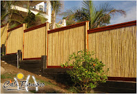 Bamboo Privacy Fence1