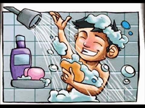 Higiene personal en nivel inicial for Llave tirando agua