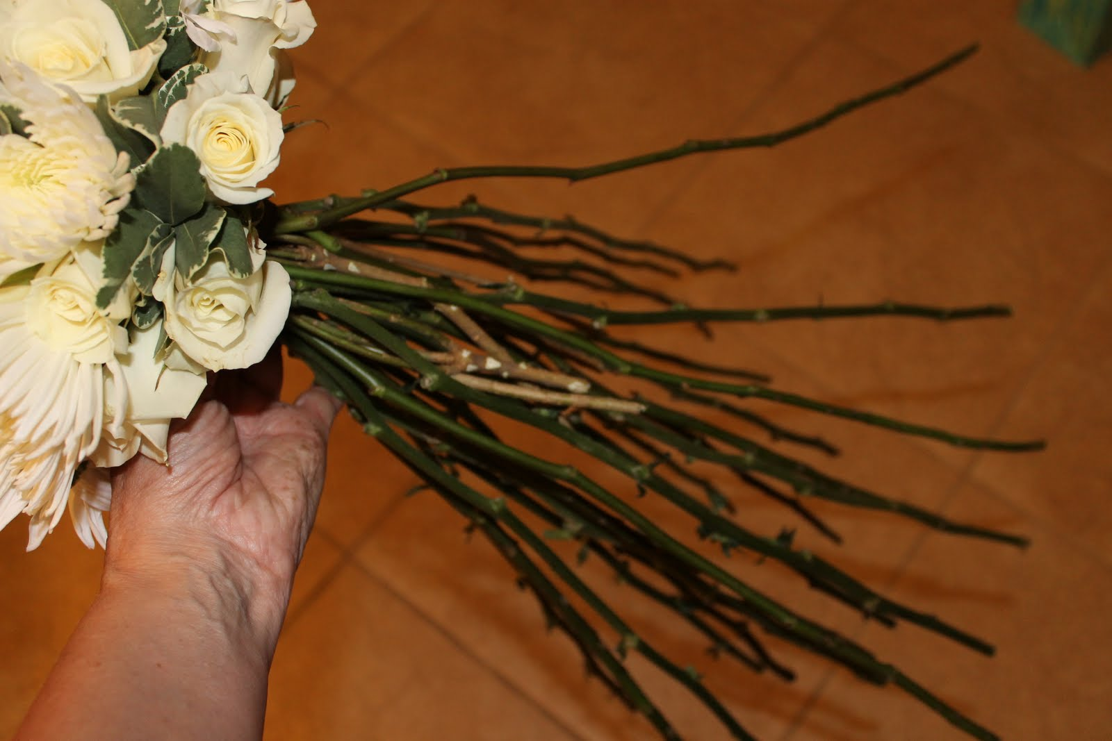 Miss Kopy Kat Flowers For A Small Wedding