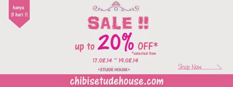 jual etude hous emurah, jual etude original, jual etude ready stock murah, promo etude house, chibi's etude house