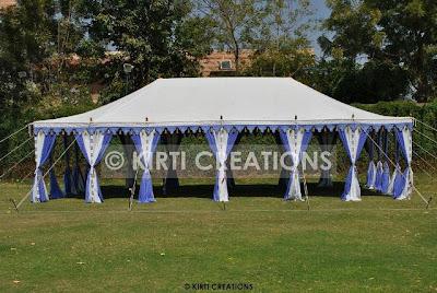 Party Maharaja Tent