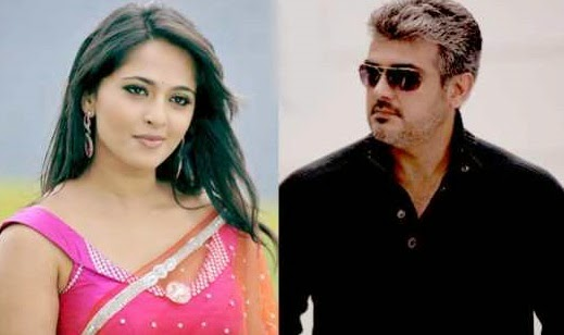 Anushka and Harris Jayaraj for Thala 55- Gautham Menon | Latest News