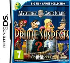 Mystery Case Files Prime Suspects   Nintendo DS