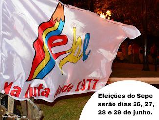 ELEIÇÕES DO SEPE/RJ