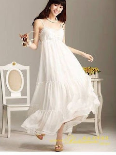 modelo de vestido branco de renda - looks, fotos e dicas