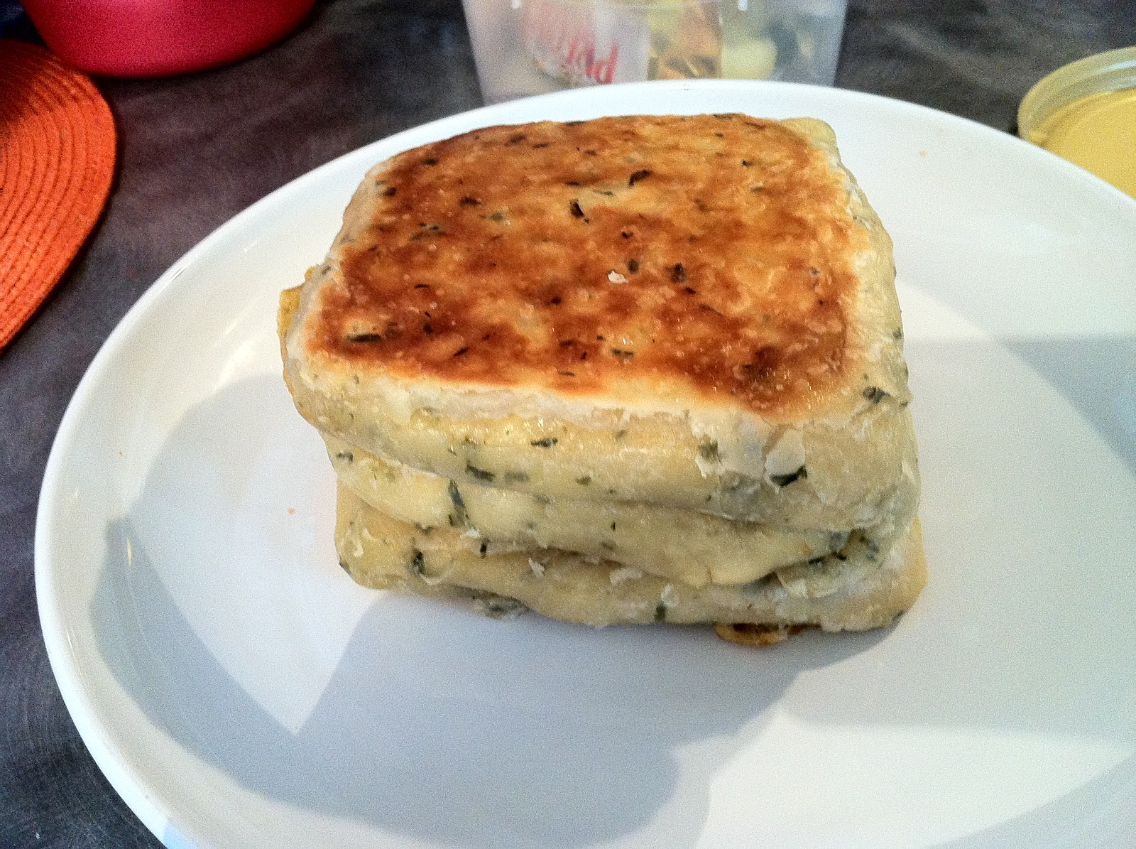 Roti Paratha Segera Canai/roti Pratha Segera