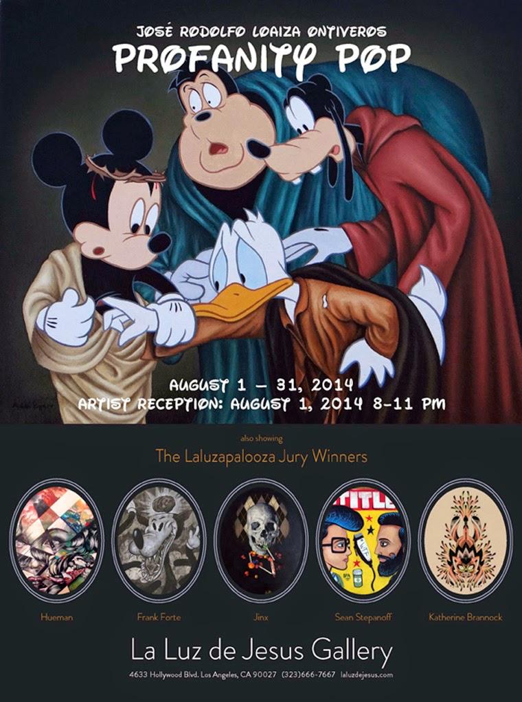Aug. 2014 Art Show