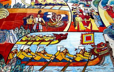Đua thuyền rồng