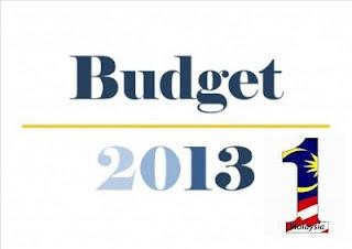 Pembentangan Budget 2013
