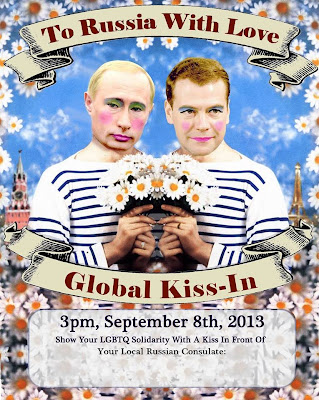 Global Kiss-in a Genova