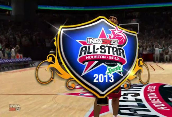 NBA 2K13: All-Star Weekend Content Gameplay Videos