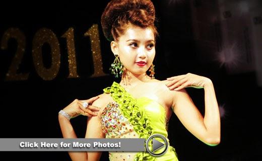 Myanmar Celebrity ~ Thanda Fanda