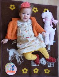 Elisa 10 maanden