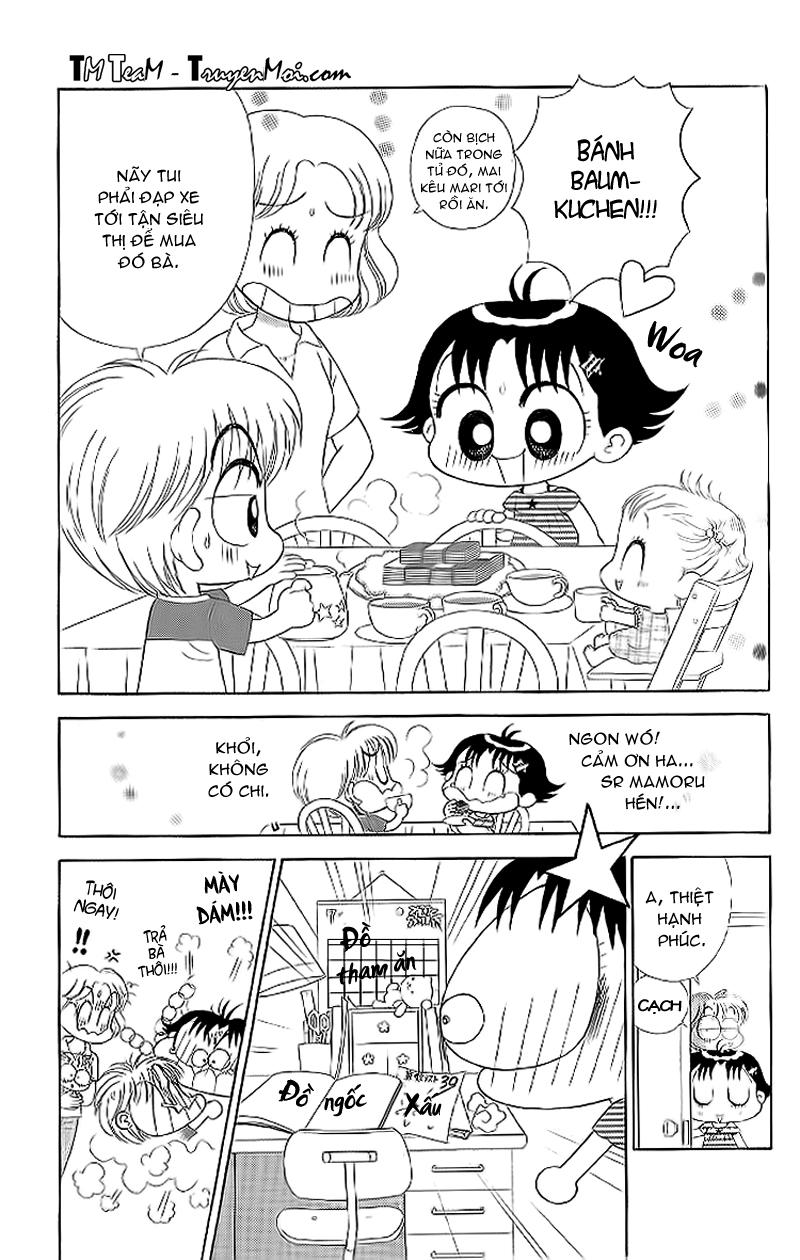 Kocchi Muite! Miiko chap 12 - Trang 17