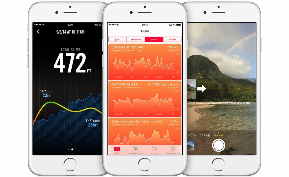 santé application mobile lark lifesum
