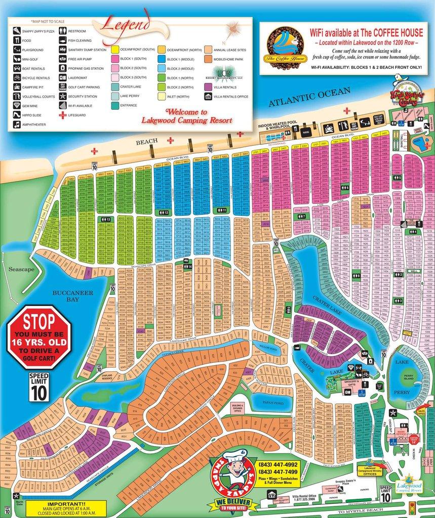 Google Maps Myrtle Beach Hotels
