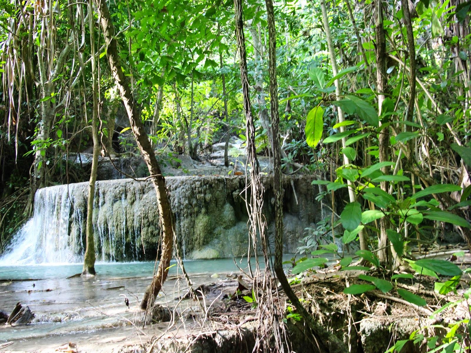 cascades erawan kanchanburi