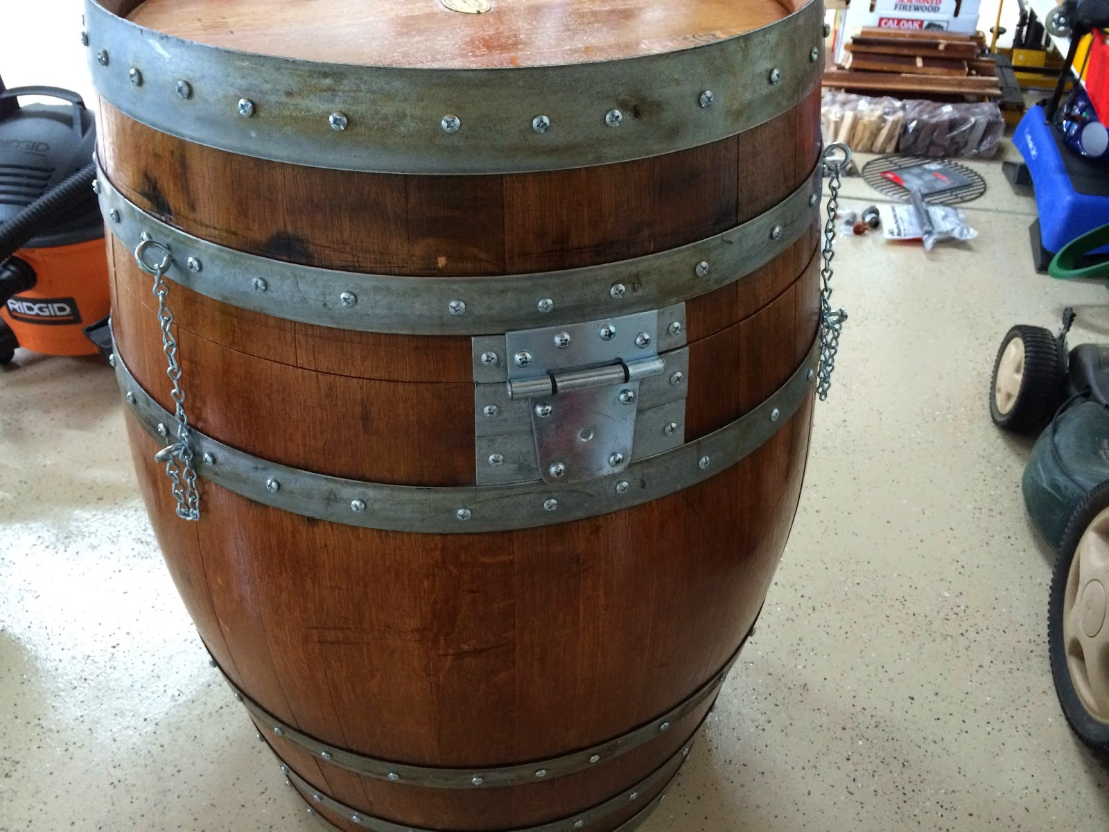 Wine Barrel Smoker Plans Easy Craft Ideas