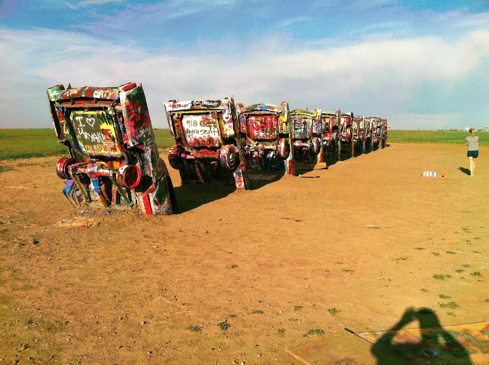 Route 66 Trip Stop 7 Santa Fe New Mexico