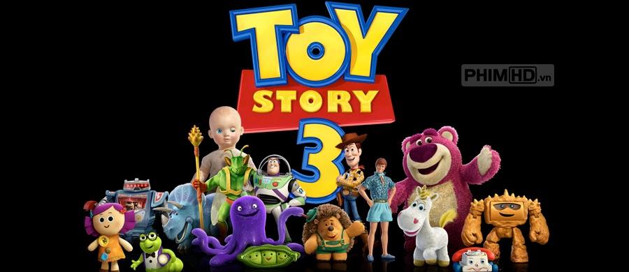 Câu Chuyện Đồ Chơi 3 - Toy Story 3 - 2010