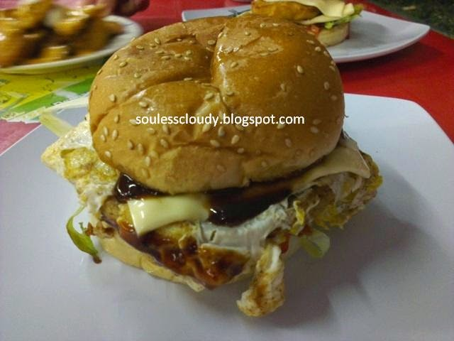 Mient's Burger Port Dickson