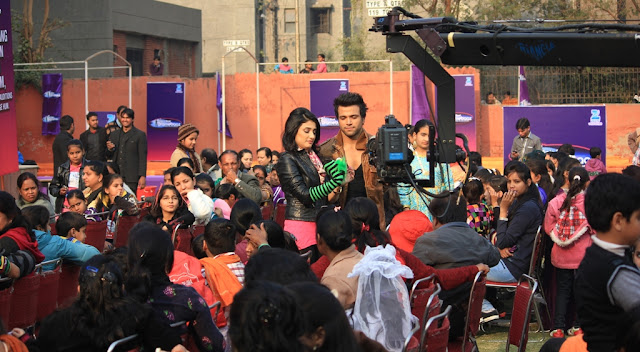 'India's Best Dramebaaz' Delhi Auditions Pictures