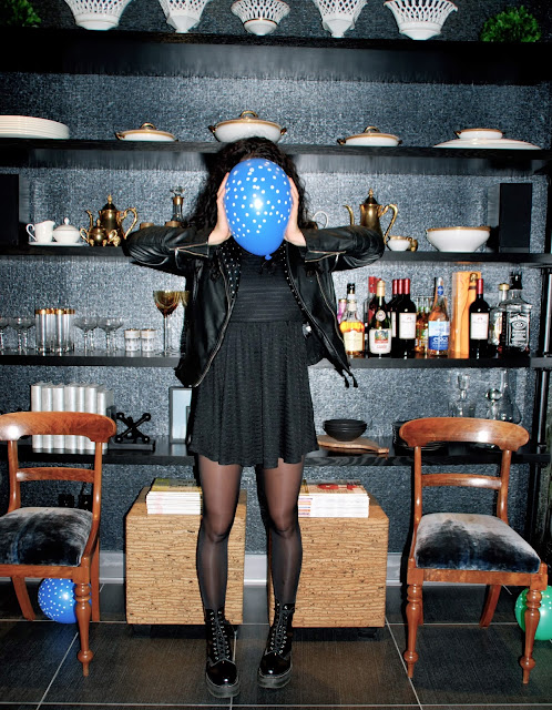 balloon birthday party lbd forever 21 dresses dr marten style docs platforms agness deyn montreal dulcedo models