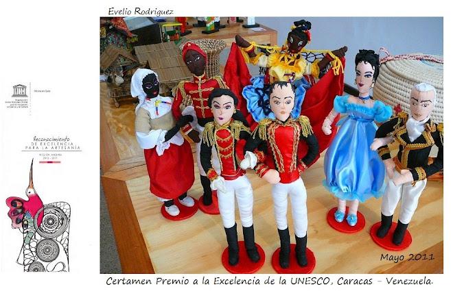 Certamen Premio a la Excelencia de la UNESCO, Caracas, Venezuela.