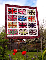 Buy the Union Jack Quilt Pattern